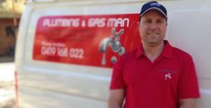 Plumbing and Gas Man